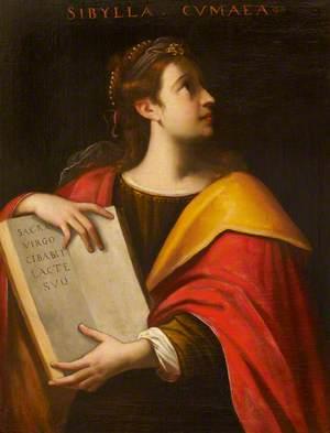 Sibylla Cumaea (The Cumaean Sibyl)