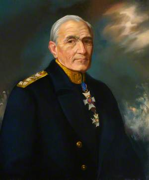 Admiral the Honourable Sir Herbert Meade-Fetherstonhaugh (1875–1964), KCVO, CB, DSO