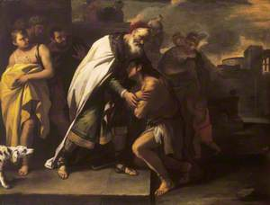 The Parable of the Prodigal Son: Received Home by His Father