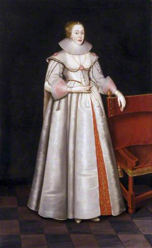 Portrait of an Unknown Lady, Called the 'Countess of Essex'