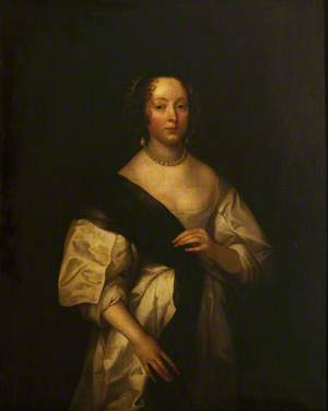 The Honourable Dorothy North (1605–1698), Lady Dacre, Later Mrs Chaloner Chute
