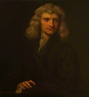 Sir Isaac Newton (1642–1727), PRS