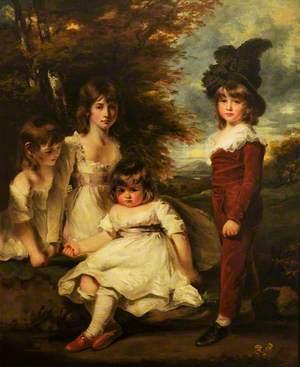 The Douglas Children (or 'Juvenile Retirement')