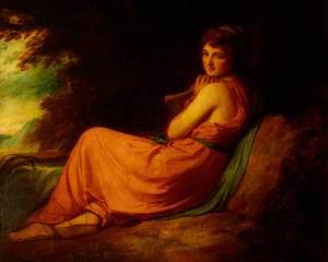 Emma Hart (c.1765–1815), Lady Hamilton, as Calypso