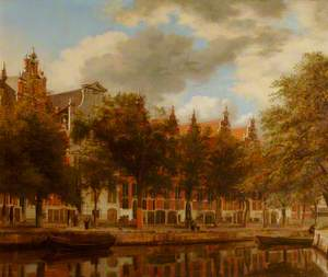 Amsterdam, Houses on the Herengracht
