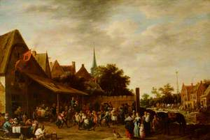 A Village Wake on St George's Day