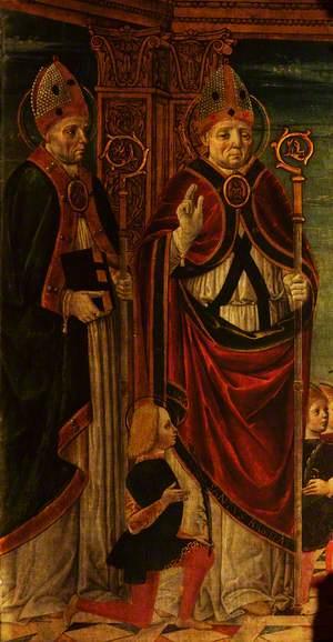 Saint Romanus and Saint Babilas