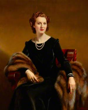 Eva Mary 'Eve' Dickson (1907–1994), Lady Price