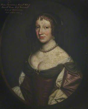 Mary, Daughter of Walter Scott, 1st Earl of Buccleuch