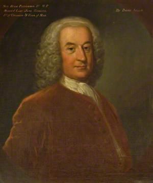 Sir Hugh Patterson, Bt, MP