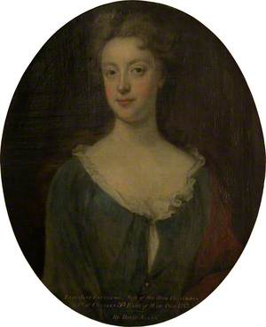 Lady Jane Erskine (d.1763), Daughter of Charles, 5th Earl of Mar, Wife of Sir Hugh Patterson