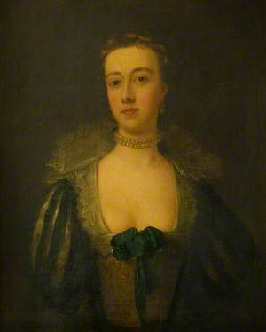 Gertrude, Daughter of John Leveson Gower, 1st Lord Gower