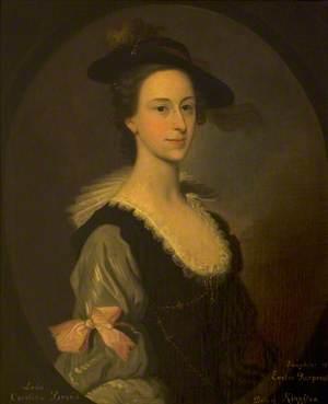 Lady Caroline Brand