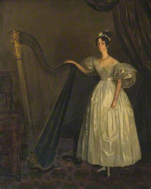 Philadelphia, Wife of the 9th Earl of Mar