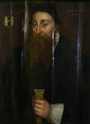 Alexander Erskine of Gogar (1521–1590)