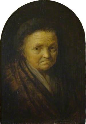 Portrait of an Old Lady (The Painter's Aunt)