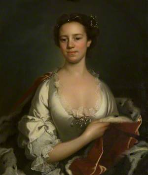 Elizabeth Ann Spencer, Wife of the 5th Duke of Hamilton