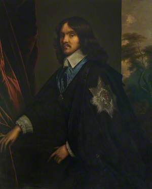 William Hamilton (1616–1650), KG, 2nd Duke of Hamilton