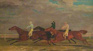 The St Leger, 1826