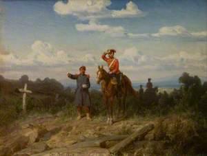Scenes in the Franco-Prussian War