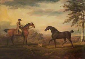 Equestrian Portrait of Douglas, 8th Duke of Hamilton and Brandon