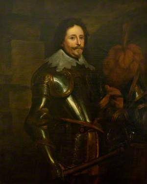 Frederick Henry, Prince of Orange (1584–1647), in Armour