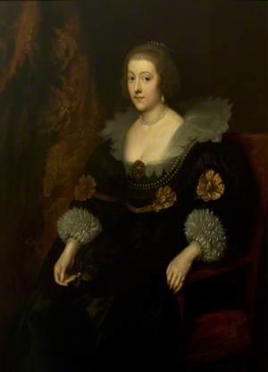 Countess Amalia of Solms, Wife of Frederick Henry, Prince of Orange