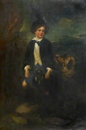 William (1845–1893), 12th Duke of Hamilton, as a Boy