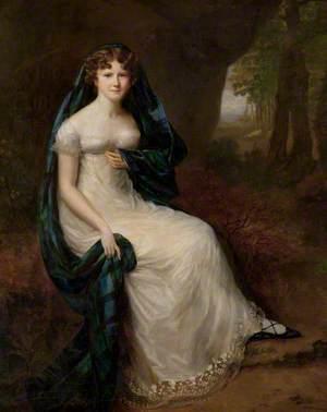 Elizabeth Brodie, Wife of the 5th Duke of Gordon