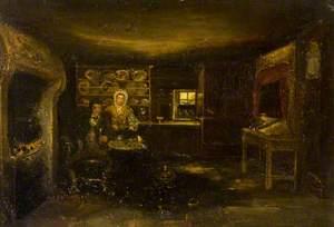Burns Cottage, Interior