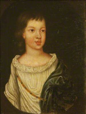 Prince James Frances Edward Stuart