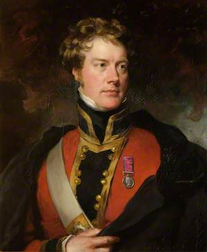 Colonel Charles Mackenzie Fraser of Inverallochy and Castle Fraser (1792–1871)