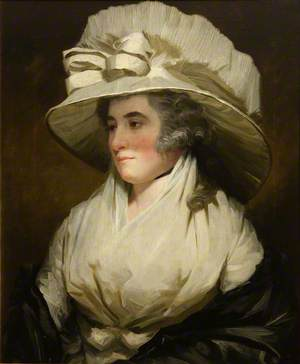 Sarah, Wife of Sir William Forbes, 5th Bt of Craigievar, Daughter of John, 13th Lord Sempill
