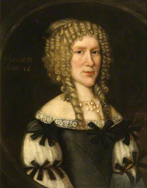 Margaret, Wife of Sir John Forbes, Daughter of Peter Young of Auldbar