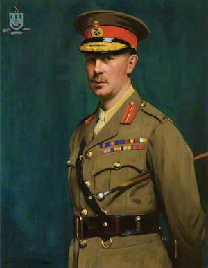 Major General Sir James Lauderdale Gilbert Burnett of Leys (1886–1953), 13th Bt
