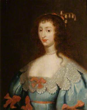 Janet Burnett, Sister of Sir Thomas Burnett of Leys, 1st Bt, and Wife of Alexander Skene of Skene
