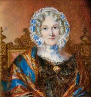 Margaret Hamilton (d.1855), Wife of Alexander Irvine, 19th Laird of Drum