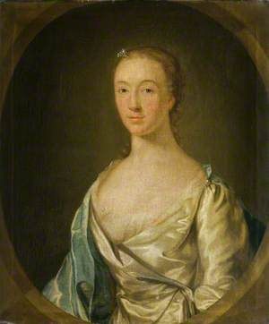 Mary Ogilvie, Wife of Alexander Irvine, 17th Laird of Drum