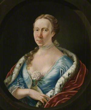 Mary Irvine, Sister of Alexander Irvine, 16th Laird of Drum