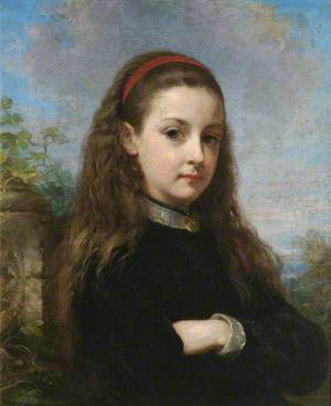 Mary Agnes Ramsay (b.1858), Daughter of John Ramsay of Banna and Wife of Francis Hugh Forbes Irvine, 21st Laird of Drum