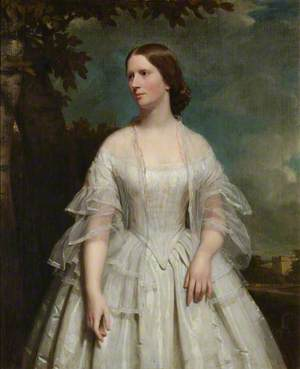 Ann Margaret Forbes Leslie, Wife of Alexander Forbes Irvine, 20th Laird of Drum