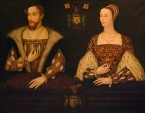James V and Queen Mary of Guise