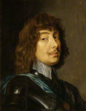 Algernon Percy (1602–1668), 10th Earl of Northumberland