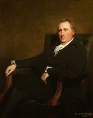 Professor James Gregory (1753–1821)