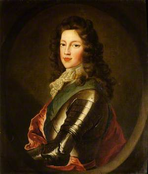 Prince James Stuart, 'The Old Pretender', as a Young Man