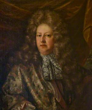 Portrait of a Gentleman in a Grey Robe