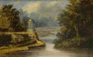 St Bernard's Well and the Water of Leith