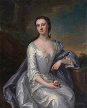 Lady Christian Dalrymple, Wife of Sir James Dalrymple, Bt, Daughter of Thomas, 6th Earl of Haddington