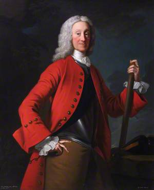 Field Marshal John Dalrymple (1673–1747), 2nd Earl of Stair, KT