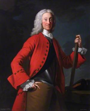 Field Marshal John Dalrymple (1673–1747), 2nd Earl of Stair, KT